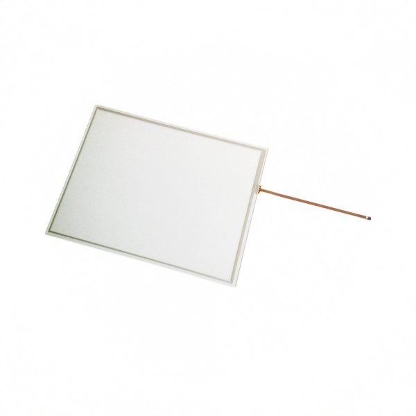 10.2 inch 4 wire resistive touch screen panel