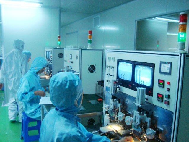 Dust-free electrostatic workshop