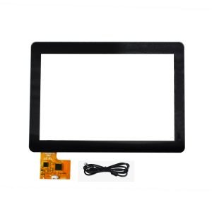 13.3 capacitive touch panel