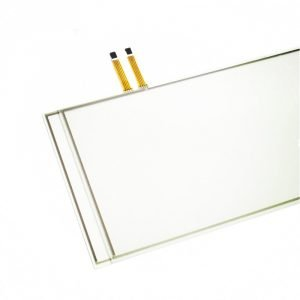 22 inch resistive touch screen 4 wire
