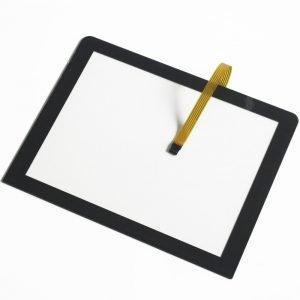 19 inch zero bezel touch screen panel