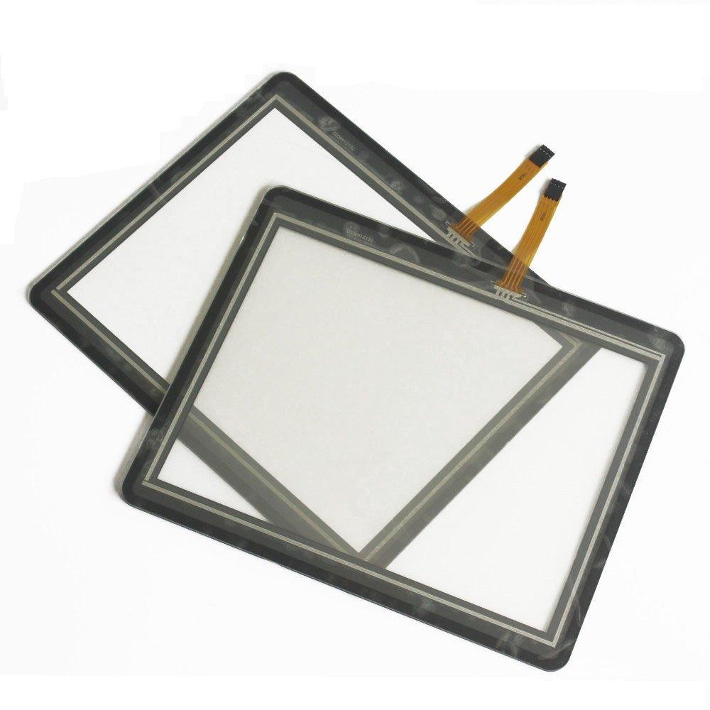 resistive touchscreen panel