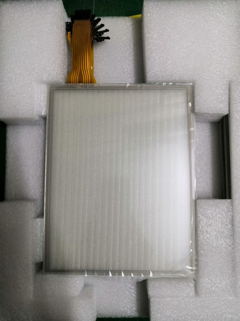 8 wire touch screen